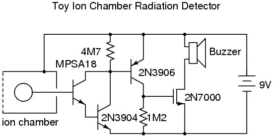 alan yates laboratory ionisation chamber radiation detector rh vk2zay net Lightning Detector Circuit Pin Diode Radiation Detector Schematic