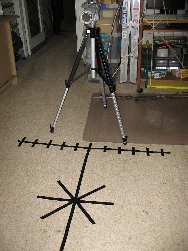 Tomography Setup