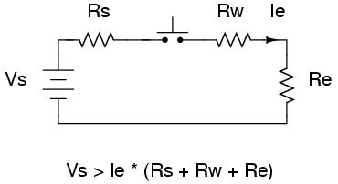 e-match basic circuit