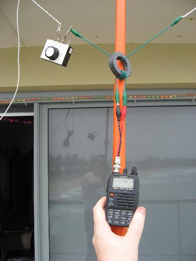 Testing the Antenna Configuration