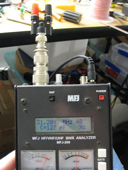 Alan Yates' Laboratory - MFJ-269 Review