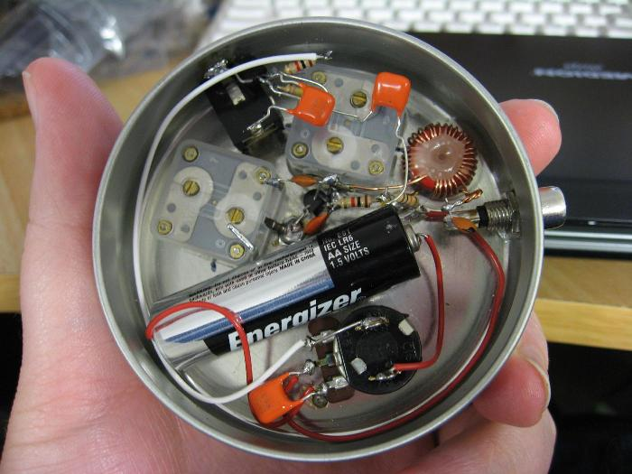 The Insides of the Emitter Follower Audion